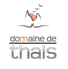 Logo du Domaine de Thais